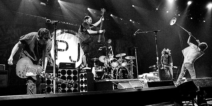 pearl jam live italia 2014