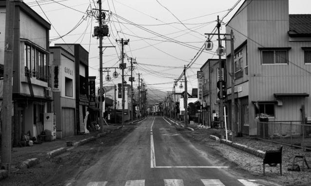 strada deserta