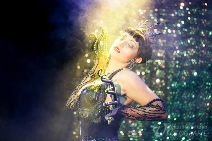 performer burlesque italia