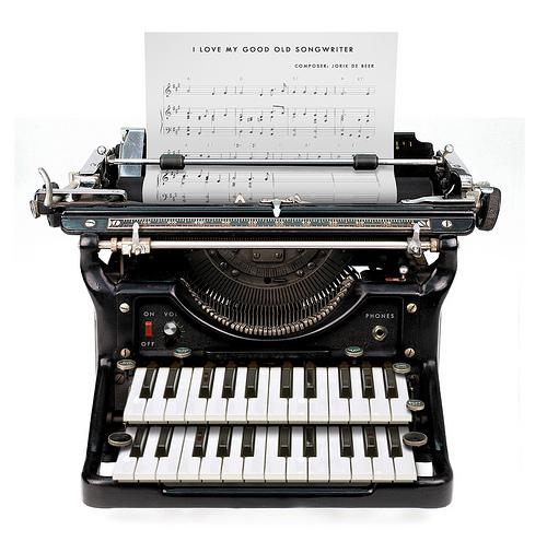 scrivere una canzone