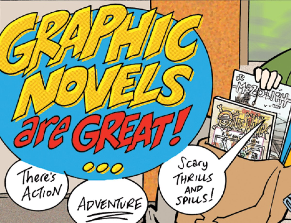 come si scrive una graphic novel