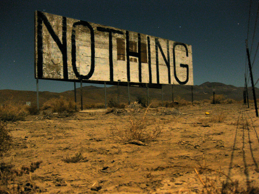 do nothing for as long as possible